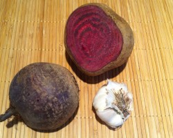 Healthy & Long Life with Beets and Garlic