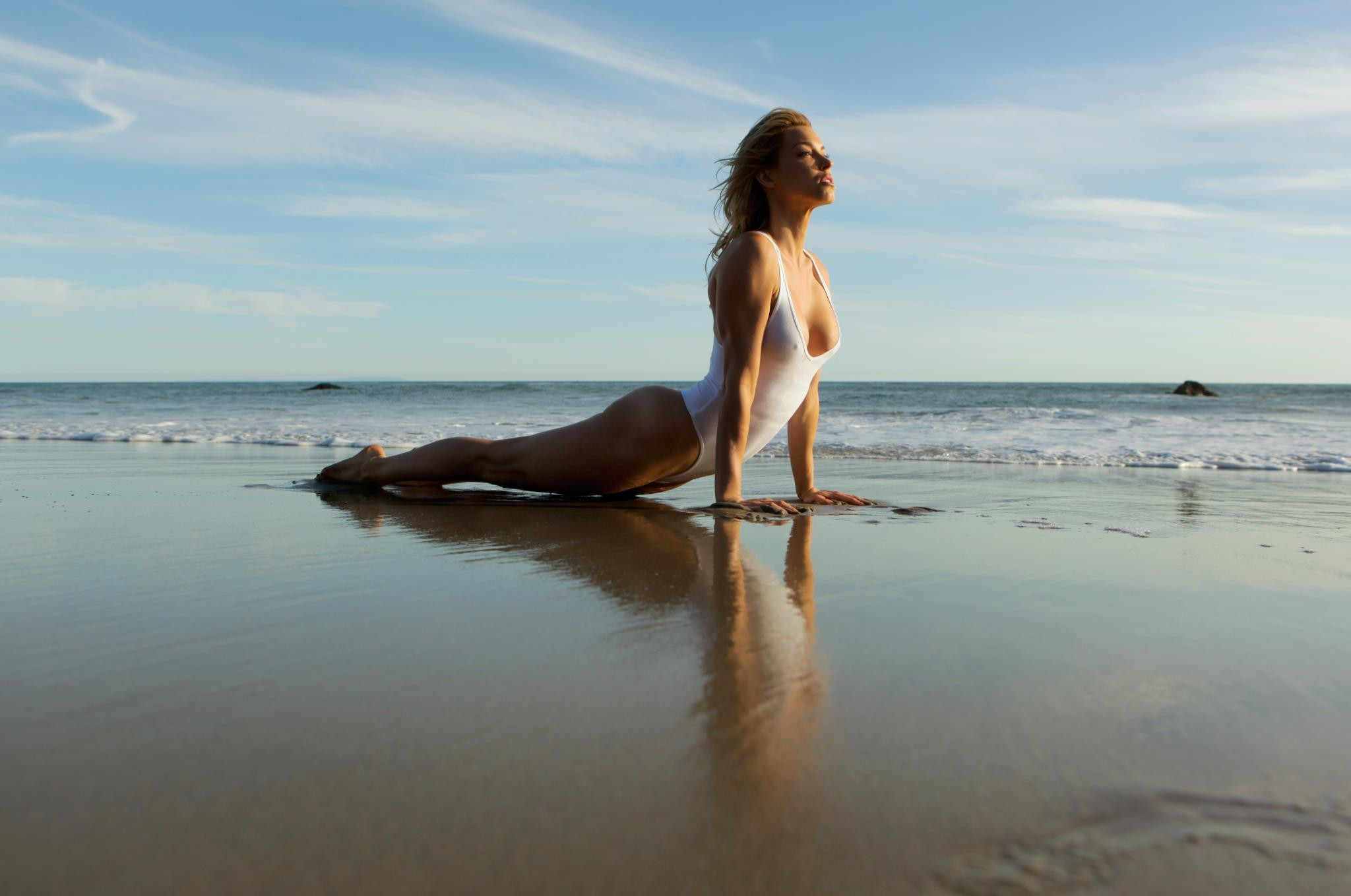 How Yoga Calms Frazzled Mind