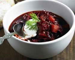 Simple Russian Borscht