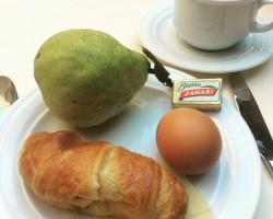 Super Simple European Breakfast for Saturday